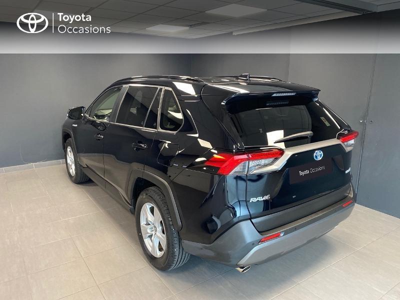 Photo 2 de l'offre de TOYOTA RAV4 Hybride 218ch Dynamic 2WD MY20 à 29990€ chez Altis - Toyota Lorient