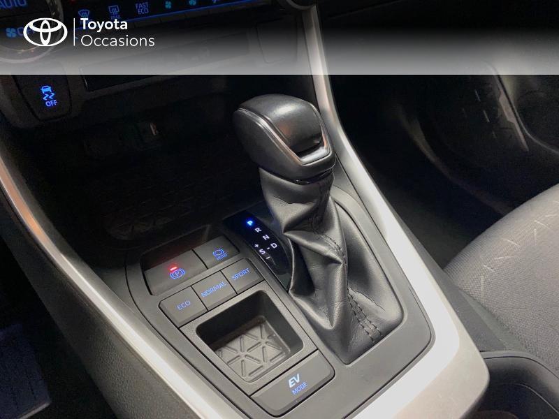Photo 15 de l'offre de TOYOTA RAV4 Hybride 218ch Dynamic 2WD MY20 à 29990€ chez Altis - Toyota Lorient