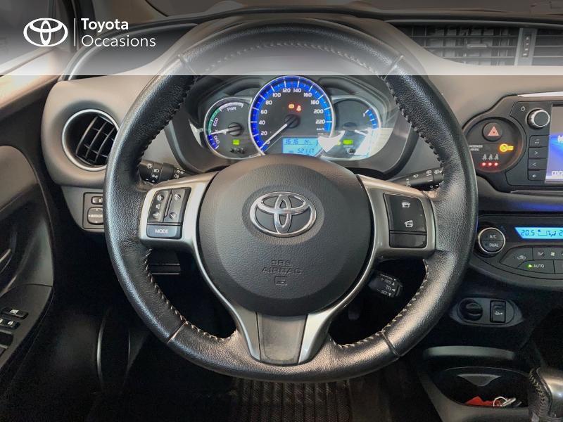 Photo 8 de l'offre de TOYOTA Yaris HSD 100h Dynamic 5p à 12970€ chez Altis - Toyota Lorient