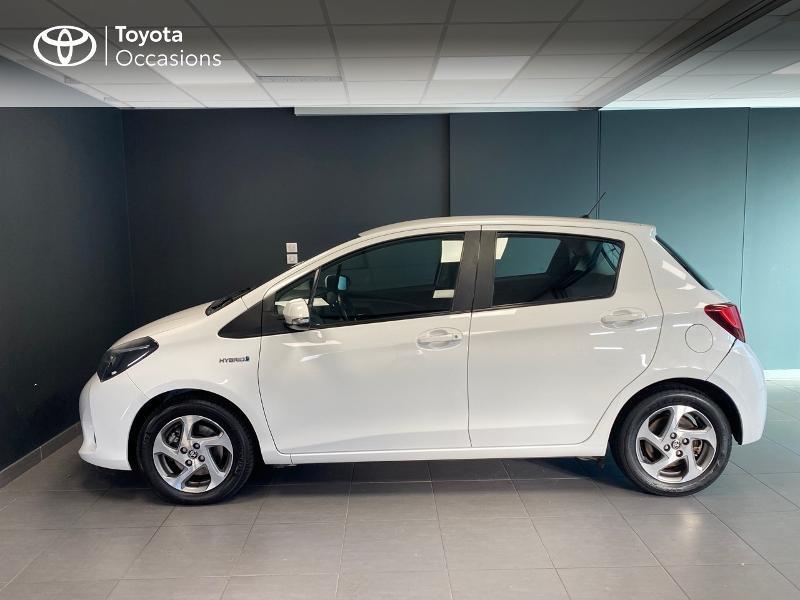 Photo 3 de l'offre de TOYOTA Yaris HSD 100h Dynamic 5p à 12970€ chez Altis - Toyota Lorient