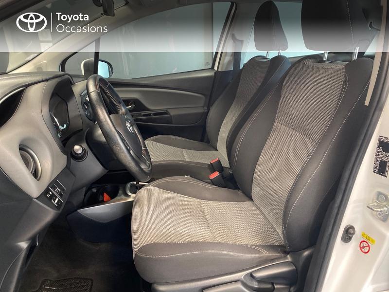 Photo 6 de l'offre de TOYOTA Yaris HSD 100h Dynamic 5p à 12970€ chez Altis - Toyota Lorient