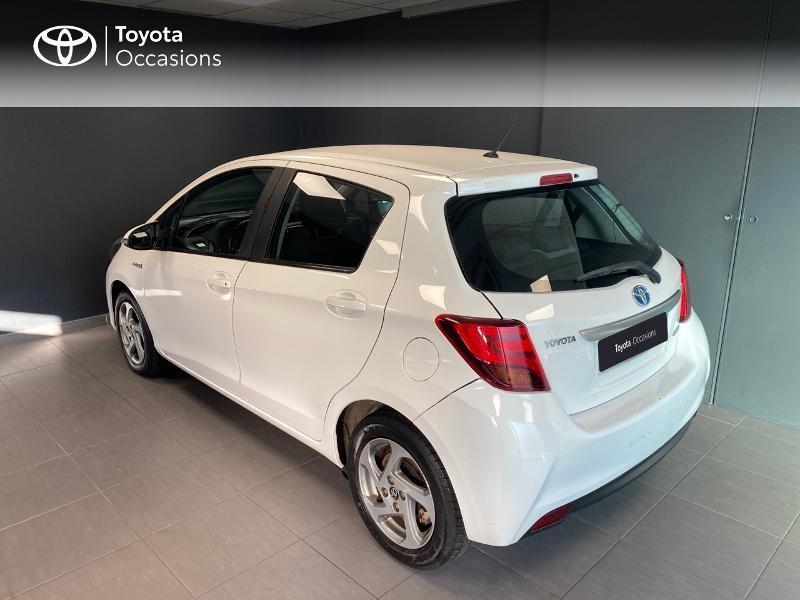 Photo 2 de l'offre de TOYOTA Yaris HSD 100h Dynamic 5p à 12970€ chez Altis - Toyota Lorient