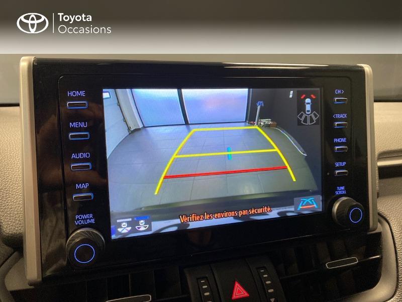 Photo 21 de l'offre de TOYOTA RAV4 Hybride 218ch Dynamic 2WD MY20 à 29990€ chez Altis - Toyota Lorient