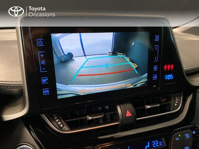 Photo 9 de l'offre de TOYOTA C-HR 122h Edition 2WD E-CVT RC18 à 20990€ chez Altis - Toyota Lorient