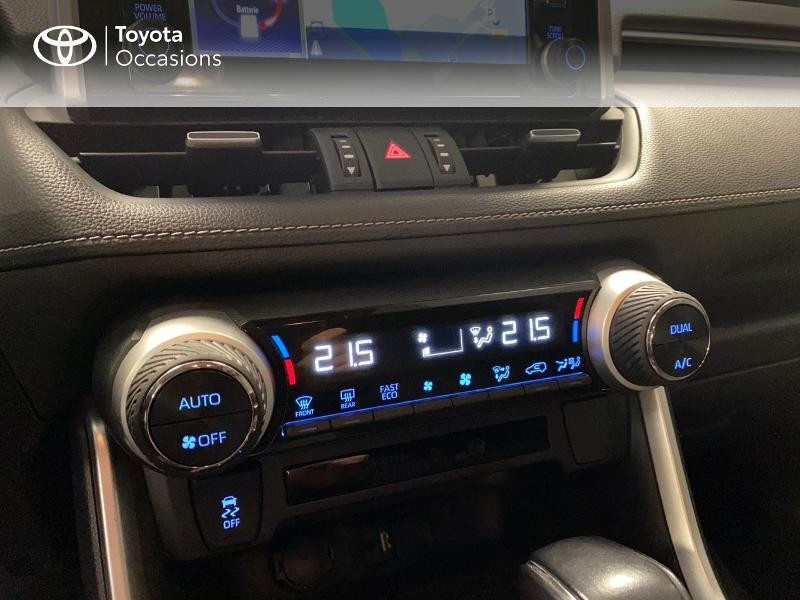 Photo 17 de l'offre de TOYOTA RAV4 Hybride 218ch Dynamic 2WD MY20 à 29990€ chez Altis - Toyota Lorient