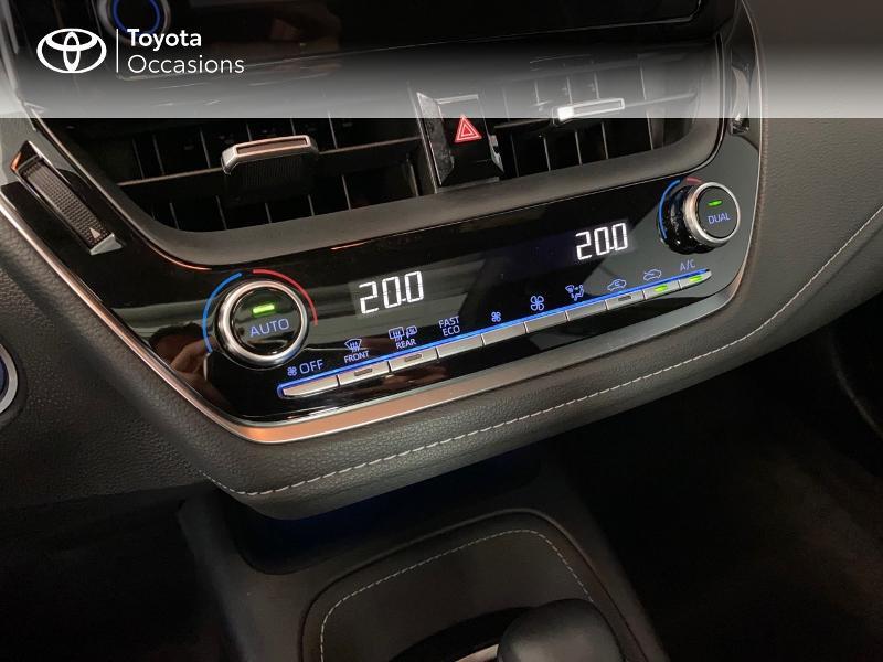 Photo 11 de l'offre de TOYOTA Corolla 122h Design MY20 à 22490€ chez Altis - Toyota Lorient