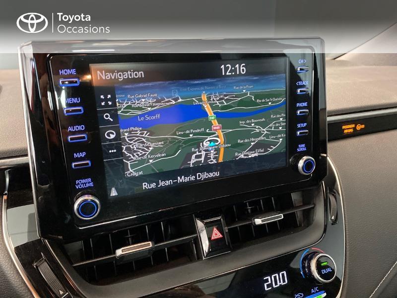 Photo 7 de l'offre de TOYOTA Corolla 122h Design MY20 à 22490€ chez Altis - Toyota Lorient