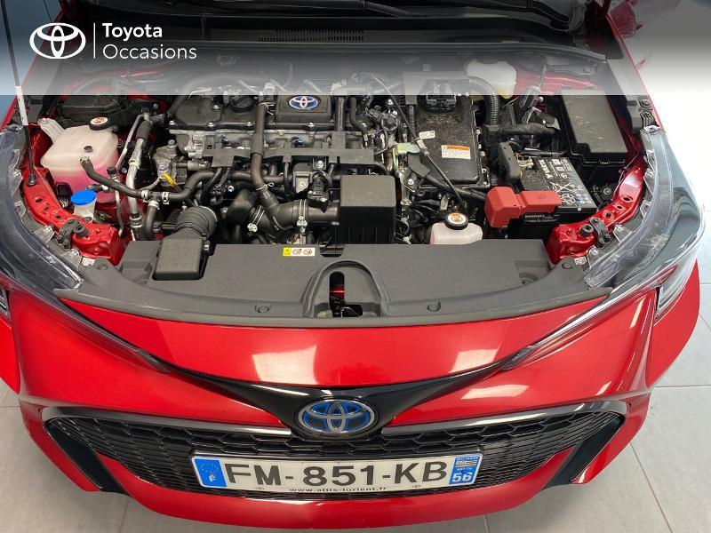 Photo 17 de l'offre de TOYOTA Corolla 122h Design MY20 à 22490€ chez Altis - Toyota Lorient