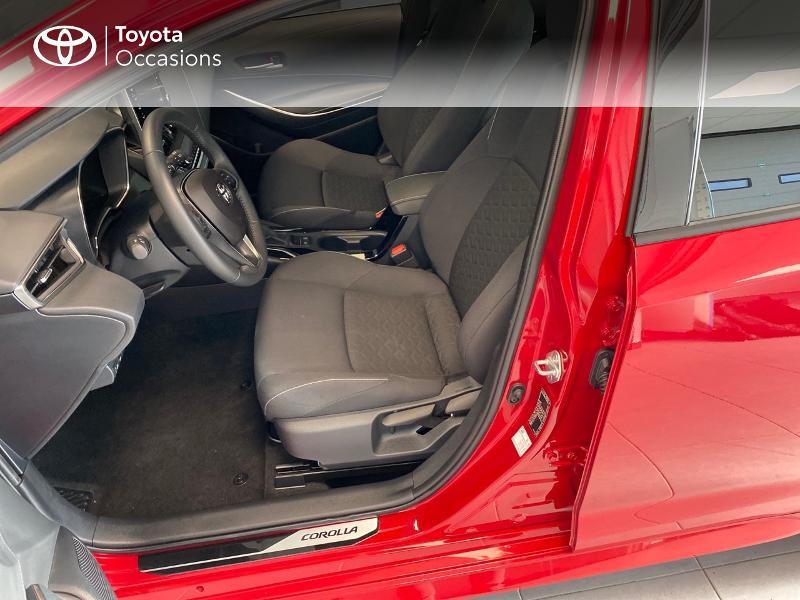 Photo 13 de l'offre de TOYOTA Corolla 122h Design MY20 à 22490€ chez Altis - Toyota Lorient