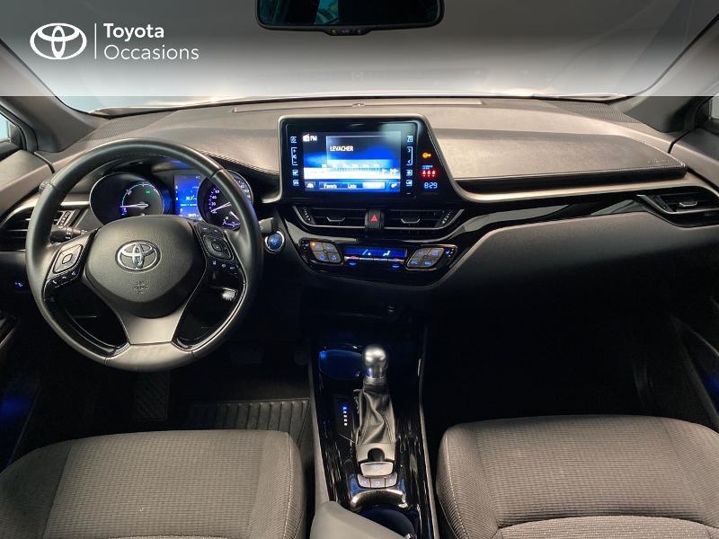 Photo 5 de l'offre de TOYOTA C-HR 122h Edition 2WD E-CVT RC18 à 20490€ chez Altis - Toyota Lorient