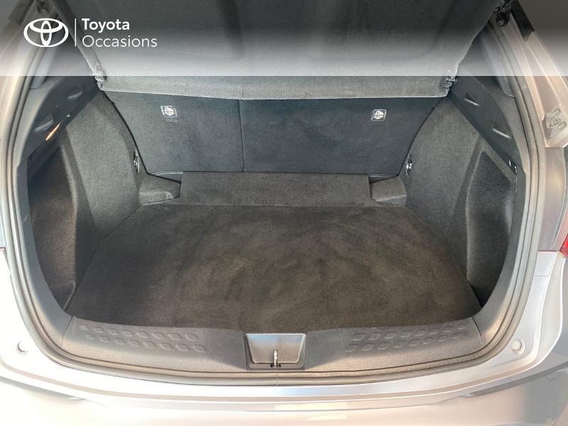 Photo 15 de l'offre de TOYOTA C-HR 122h Edition 2WD E-CVT RC18 à 20490€ chez Altis - Toyota Lorient