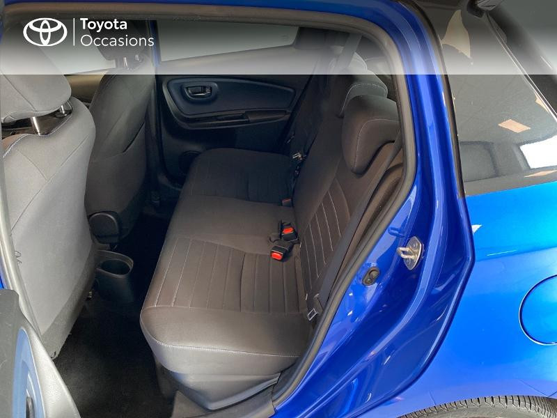 Photo 7 de l'offre de TOYOTA Yaris 100h Collection 5p à 12980€ chez Altis - Toyota Lorient