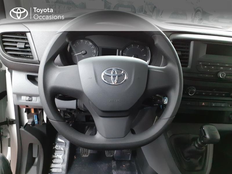 Photo 9 de l'offre de TOYOTA PROACE Compact 1.5 D-4D 100 Dynamic MY20 à 22490€ chez Altis - Toyota Lorient