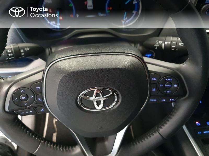 Photo 19 de l'offre de TOYOTA RAV4 Hybride 218ch Collection 2WD à 35990€ chez Altis - Toyota Lorient