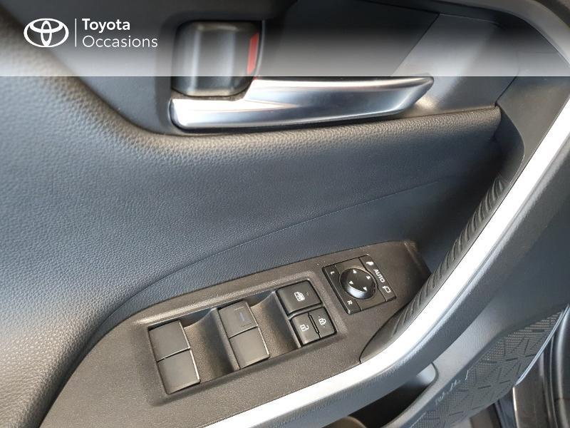 Photo 20 de l'offre de TOYOTA RAV4 Hybride 218ch Collection 2WD à 35990€ chez Altis - Toyota Lorient