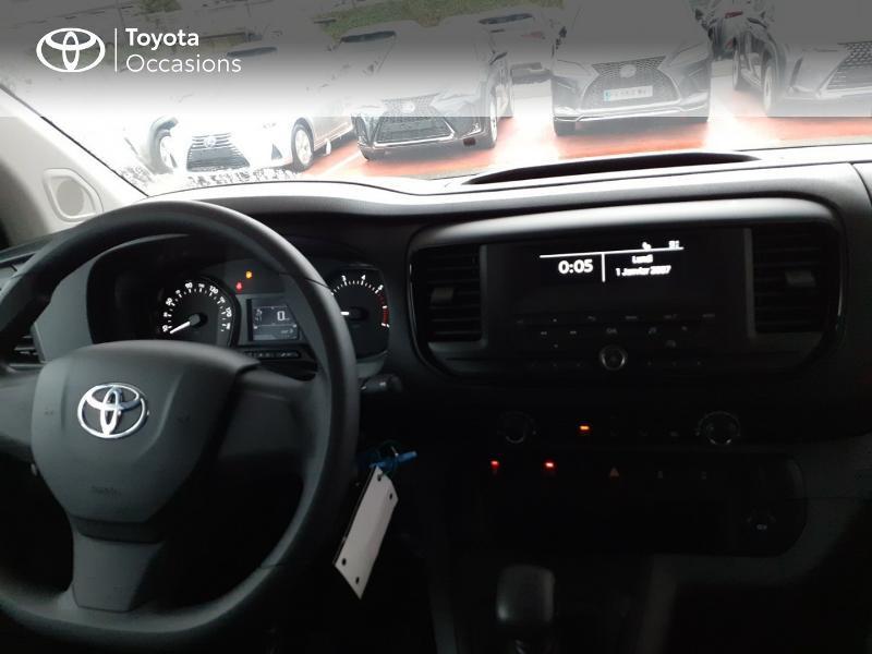 Photo 8 de l'offre de TOYOTA PROACE Compact 1.5 D-4D 100 Dynamic MY20 à 22490€ chez Altis - Toyota Lorient
