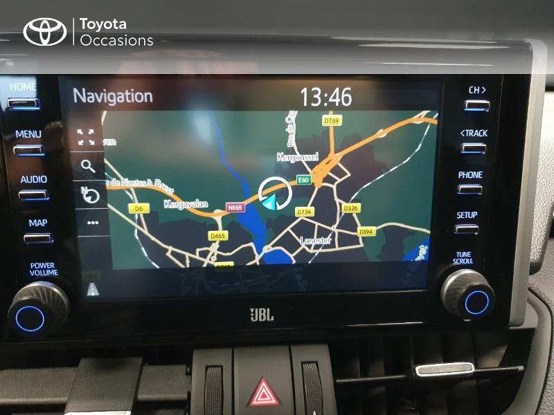 Photo 15 de l'offre de TOYOTA RAV4 Hybride 218ch Collection 2WD à 35990€ chez Altis - Toyota Lorient