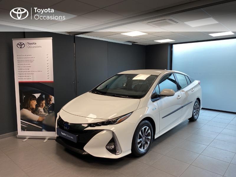 Toyota Prius Rechargeable 122h Dynamic Pack Premium RC20 Hybride BLANC PUR Occasion à vendre