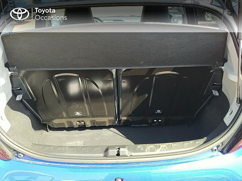 Photo 10 de l'offre de TOYOTA Aygo 1.0 VVT-i 72ch x-clusiv 5p MY20 à 11990€ chez Altis - Toyota Lorient