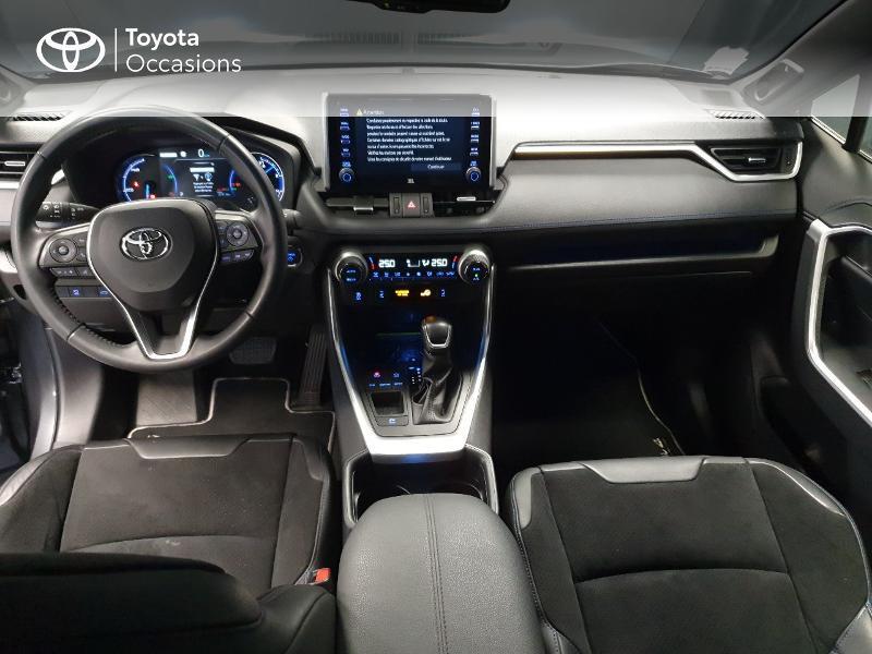 Photo 8 de l'offre de TOYOTA RAV4 Hybride 218ch Collection 2WD à 35990€ chez Altis - Toyota Lorient