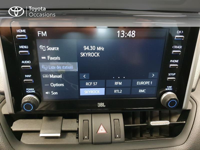 Photo 17 de l'offre de TOYOTA RAV4 Hybride 218ch Collection 2WD à 35990€ chez Altis - Toyota Lorient