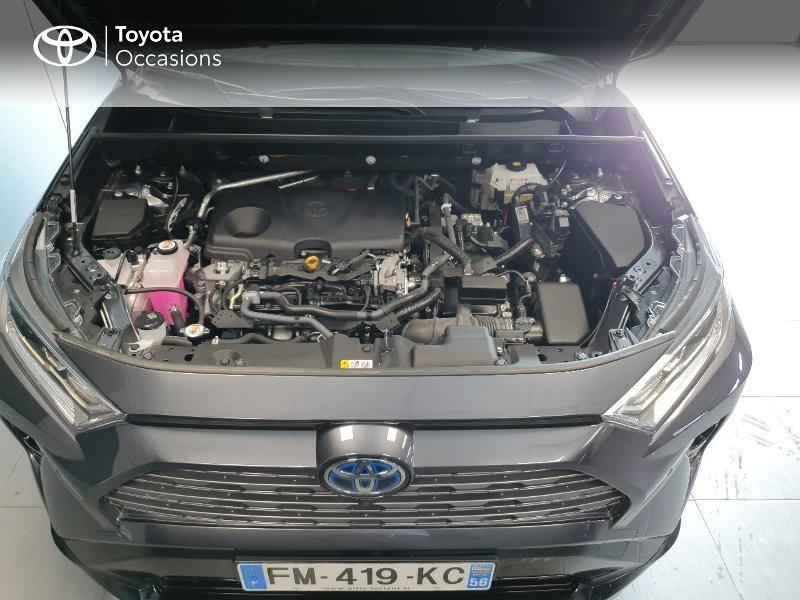 Photo 23 de l'offre de TOYOTA RAV4 Hybride 218ch Collection 2WD à 35990€ chez Altis - Toyota Lorient