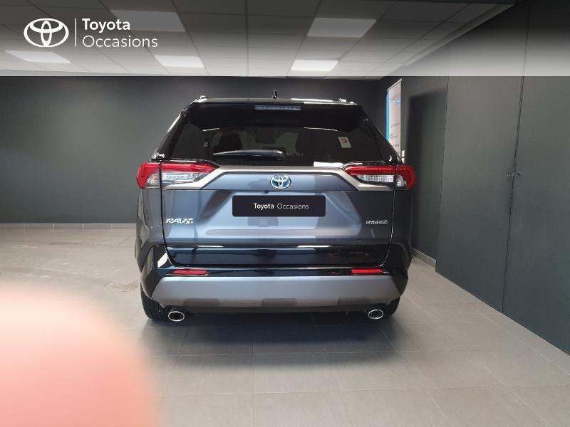 Photo 4 de l'offre de TOYOTA RAV4 Hybride 218ch Collection 2WD à 35990€ chez Altis - Toyota Lorient