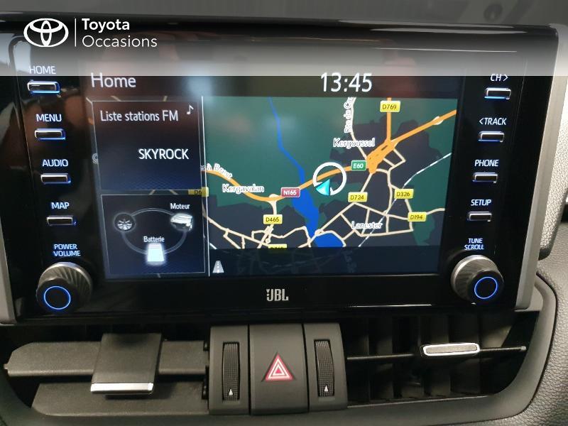 Photo 12 de l'offre de TOYOTA RAV4 Hybride 218ch Collection 2WD à 35990€ chez Altis - Toyota Lorient