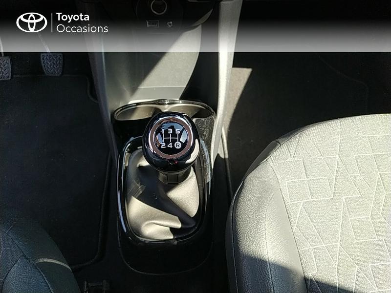 Photo 23 de l'offre de TOYOTA Aygo 1.0 VVT-i 72ch x-clusiv 5p MY20 à 11990€ chez Altis - Toyota Lorient
