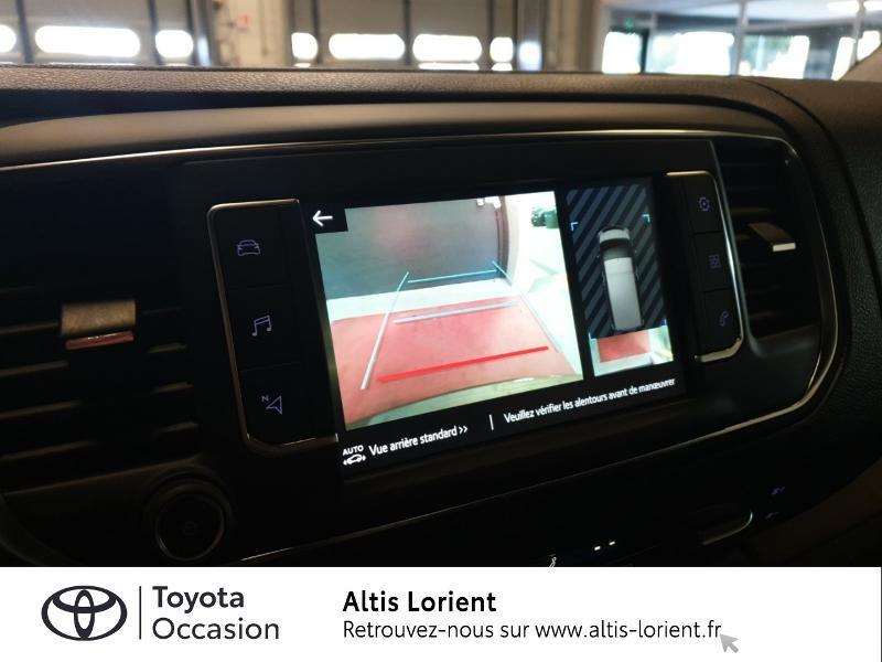 Photo 12 de l'offre de TOYOTA ProAce Verso Medium 2.0 120 D-4D Executive BVA MY20 à 41990€ chez Altis - Toyota Lorient