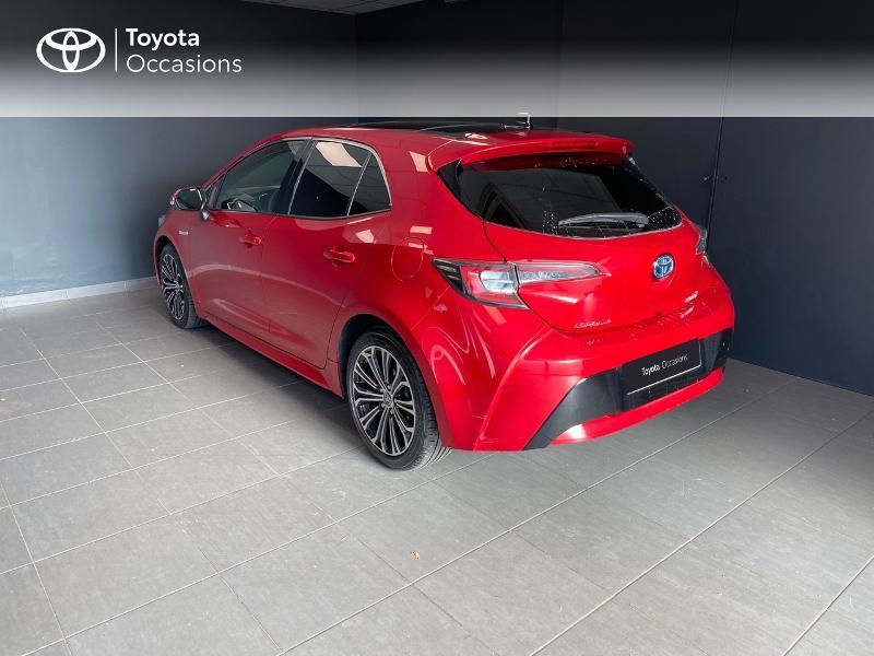 Photo 2 de l'offre de TOYOTA Corolla 122h Design MY20 à 22490€ chez Altis - Toyota Lorient