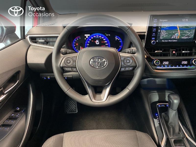 Photo 6 de l'offre de TOYOTA Corolla 122h Design MY20 à 22490€ chez Altis - Toyota Lorient