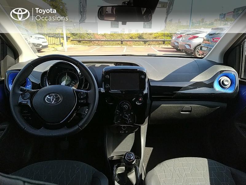 Photo 8 de l'offre de TOYOTA Aygo 1.0 VVT-i 72ch x-clusiv 5p MY20 à 11990€ chez Altis - Toyota Lorient