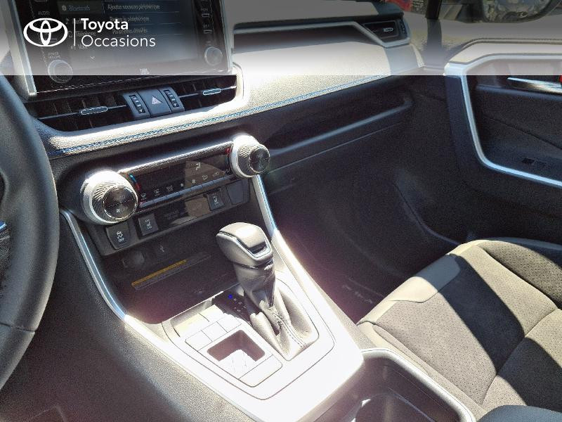 Photo 17 de l'offre de TOYOTA RAV4 Hybride 218ch Collection 2WD MY21 à 44325€ chez Altis - Toyota Lorient