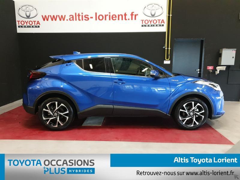Photo 3 de l'offre de TOYOTA C-HR 184h Edition 2WD E-CVT MY20 à 29300€ chez Altis - Toyota Lorient