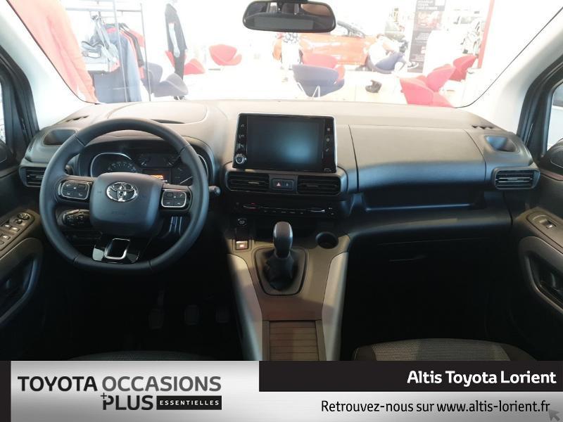 Photo 5 de l'offre de TOYOTA ProAce City Verso Medium 1.5 100 D-4D Design à 29490€ chez Altis - Toyota Lorient