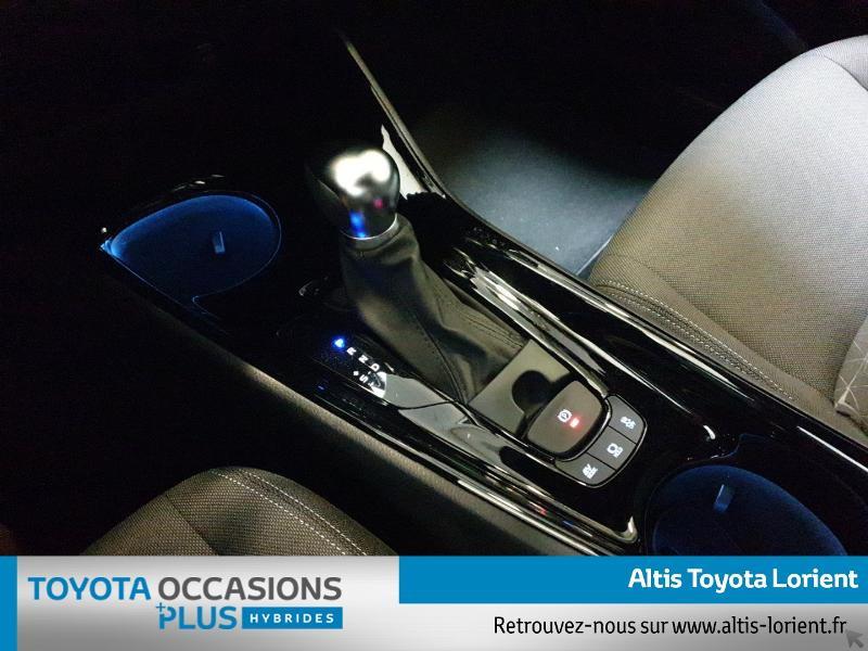 Photo 9 de l'offre de TOYOTA C-HR 184h Edition 2WD E-CVT MY20 à 29300€ chez Altis - Toyota Lorient