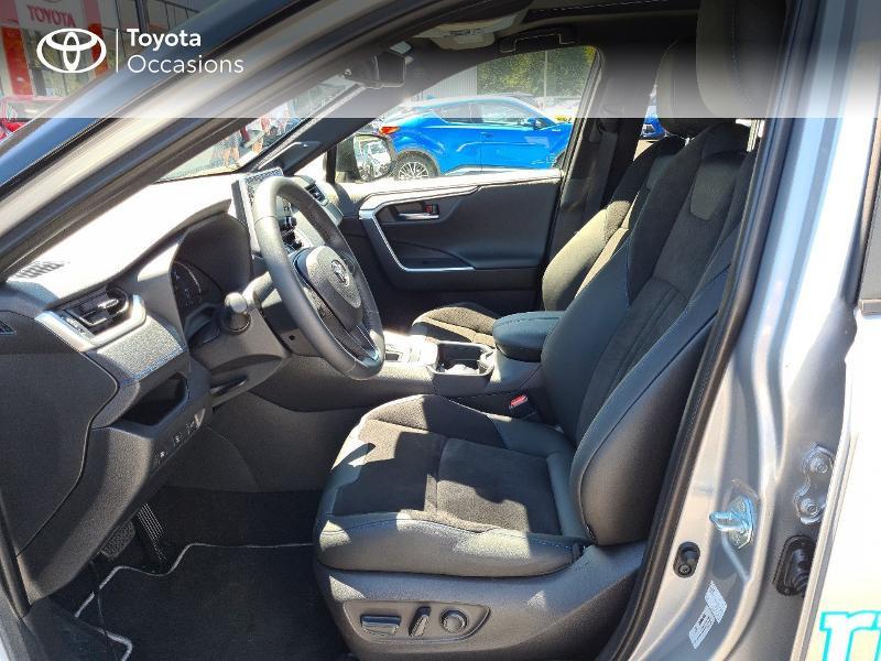 Photo 11 de l'offre de TOYOTA RAV4 Hybride 218ch Collection 2WD MY21 à 44325€ chez Altis - Toyota Lorient