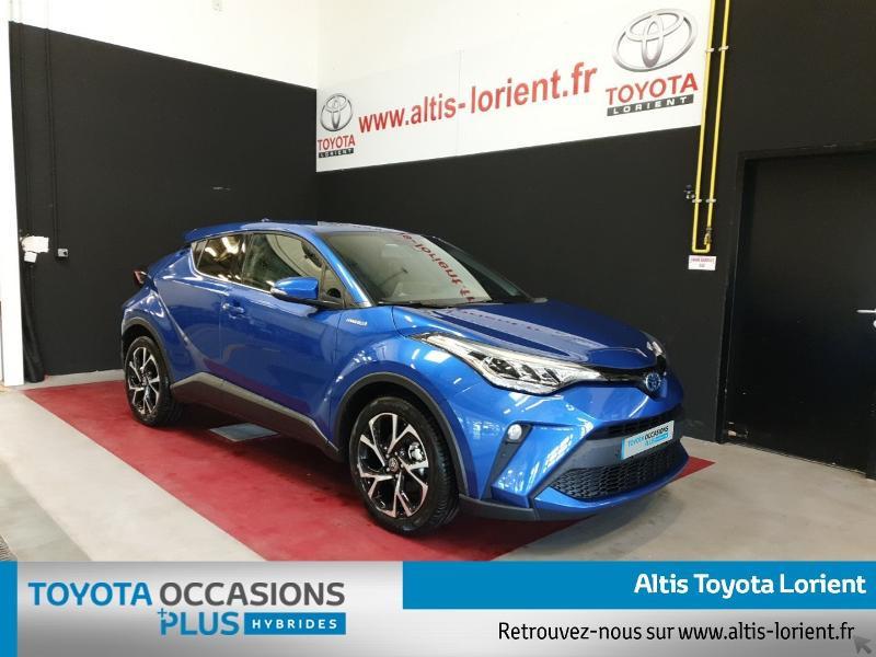 Photo 1 de l'offre de TOYOTA C-HR 184h Edition 2WD E-CVT MY20 à 29300€ chez Altis - Toyota Lorient