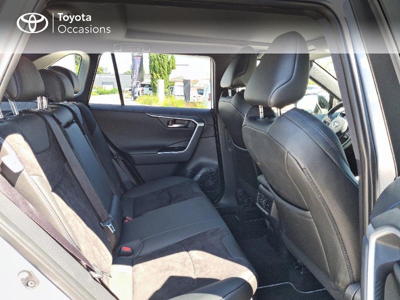 Photo 7 de l'offre de TOYOTA RAV4 Hybride 218ch Collection 2WD MY21 à 44325€ chez Altis - Toyota Lorient