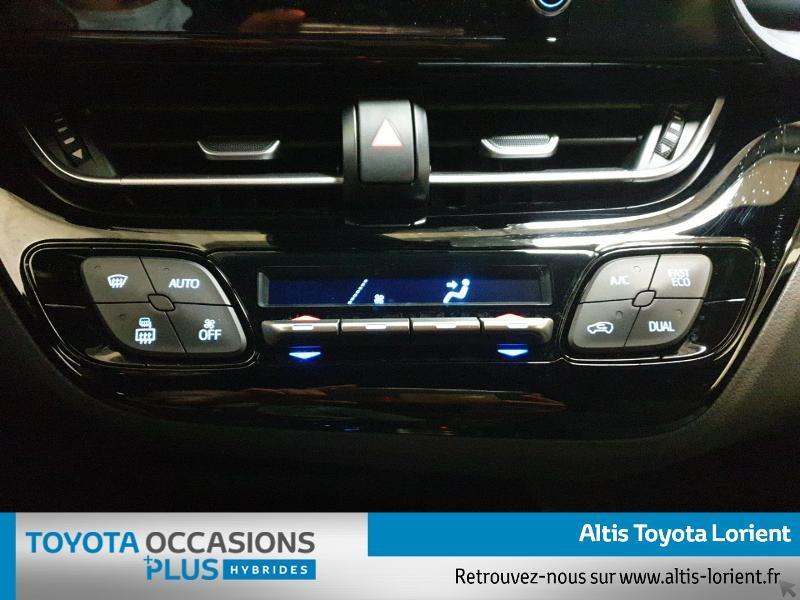 Photo 10 de l'offre de TOYOTA C-HR 184h Edition 2WD E-CVT MY20 à 29300€ chez Altis - Toyota Lorient