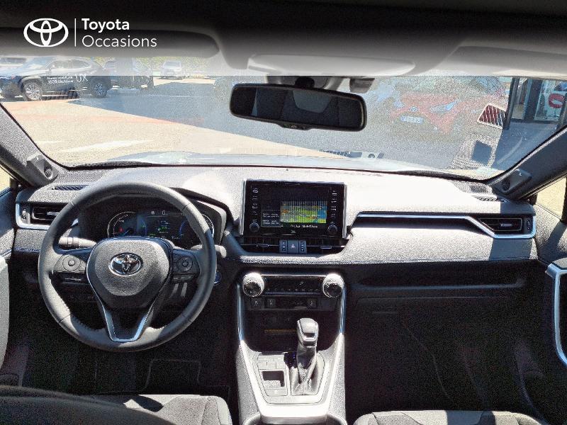Photo 8 de l'offre de TOYOTA RAV4 Hybride 218ch Collection 2WD MY21 à 44325€ chez Altis - Toyota Lorient