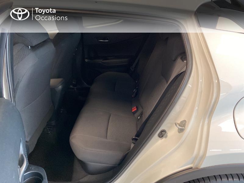 Photo 7 de l'offre de TOYOTA C-HR 122h Edition 2WD E-CVT RC18 à 20590€ chez Altis - Toyota Lorient