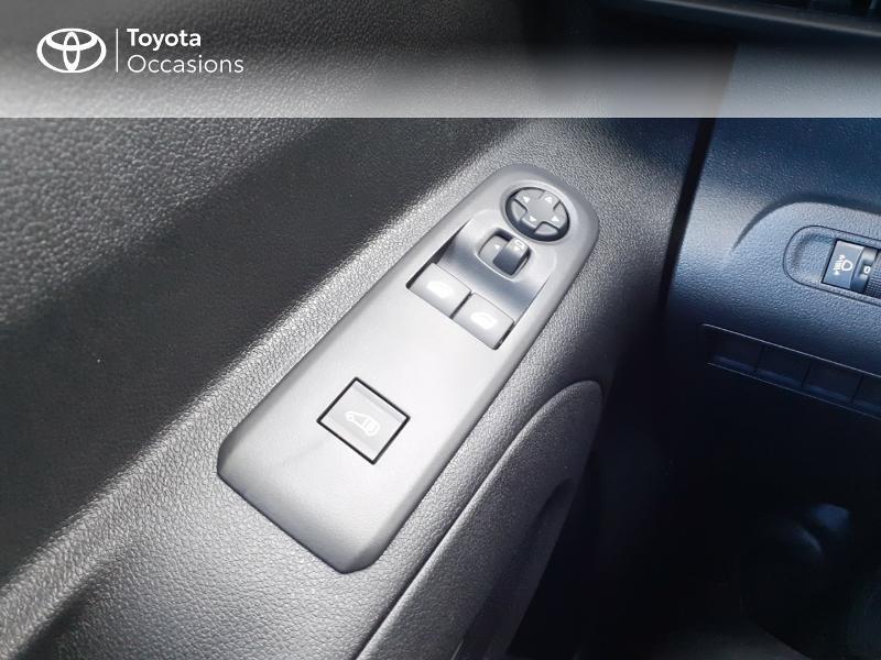 Photo 21 de l'offre de TOYOTA ProAce City Medium 100 D-4D Business à 17990€ chez Altis - Toyota Lorient