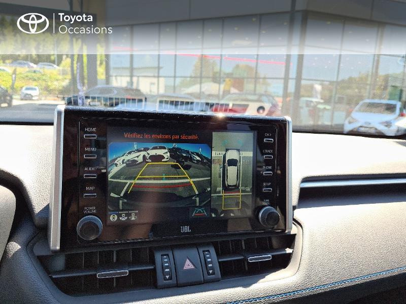 Photo 15 de l'offre de TOYOTA RAV4 Hybride 218ch Collection 2WD MY21 à 44325€ chez Altis - Toyota Lorient