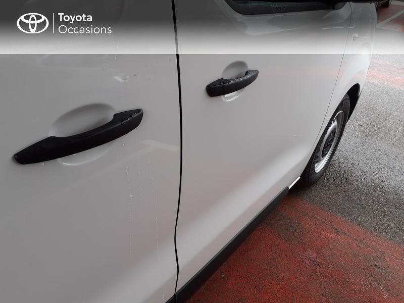 Photo 24 de l'offre de TOYOTA PROACE Compact 1.5 D-4D 100 Dynamic MY20 à 22490€ chez Altis - Toyota Lorient