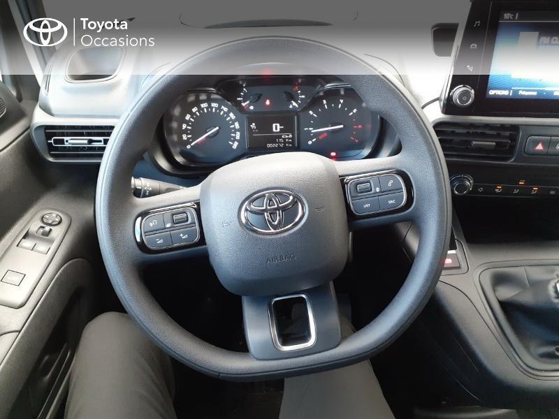 Photo 9 de l'offre de TOYOTA ProAce City Medium 100 D-4D Business à 17990€ chez Altis - Toyota Lorient