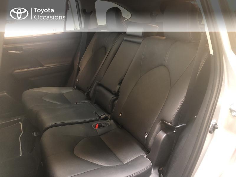 Photo 12 de l'offre de TOYOTA Highlander Hybrid 248ch Lounge AWD-I à 58990€ chez Altis - Toyota Lorient
