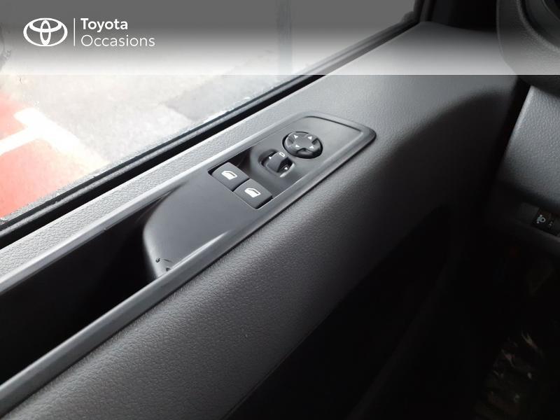 Photo 21 de l'offre de TOYOTA PROACE Compact 1.5 D-4D 100 Dynamic MY20 à 22490€ chez Altis - Toyota Lorient