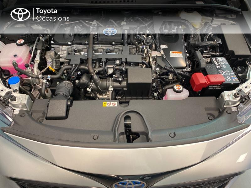 Photo 16 de l'offre de TOYOTA Corolla 122h Dynamic à 19980€ chez Altis - Toyota Lorient